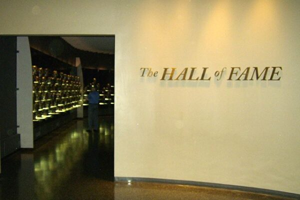 Photo of The Hall of Fame