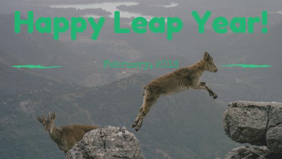 Happy Leap Year!