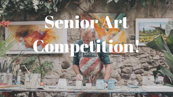 Senior Citizen Art Competition