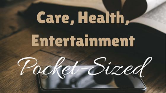 Senior Smartphone Apps:Care, Health, Entertainment