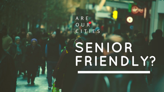 Are our cities senior-friendly? Urban planning for seniors varies around the world