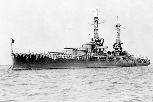 """US Oklahoma, which was sunk in Pearl Harbor, killing more than 400, including William """"Billy"""" Welch"""