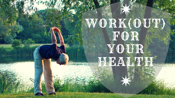 workout for your health — exercise for the elderly