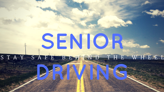 senior driving — stay safe behind the wheel